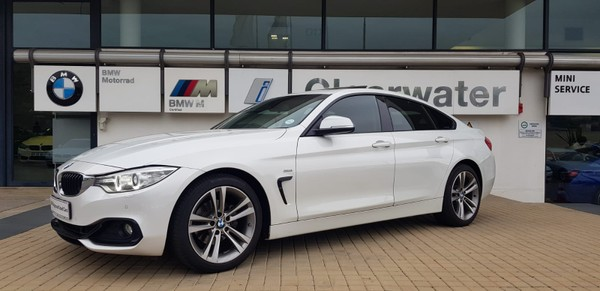 2016 BMW 4 Series 420i Gran Coupe Sport line Auto Gauteng Roodepoort_0
