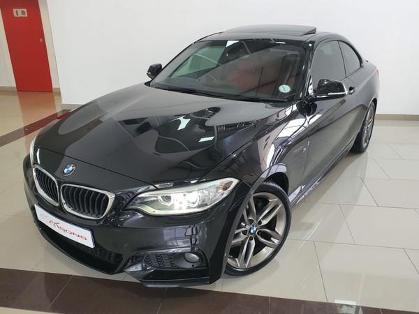 2017 BMW 2 Series 220D M Sport Auto Kwazulu Natal Durban_0
