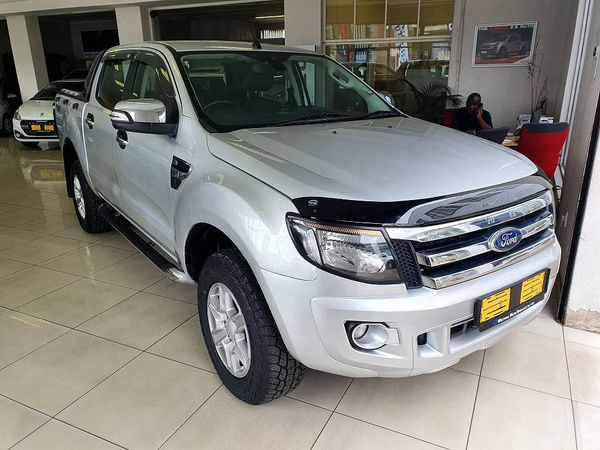 2013 Ford Ranger 3.2tdci Xlt 4x4 At Pu Dc  Mpumalanga White River_0