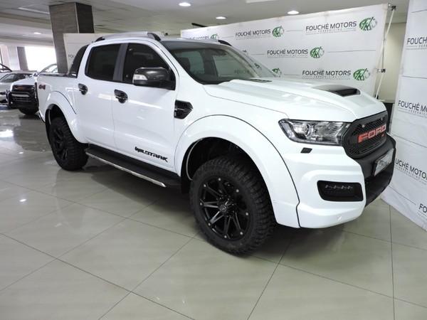2020 Ford Ranger 2.0TDCi WILDTRAK 4X4 Auto Double Cab Bakkie Gauteng Vereeniging_0