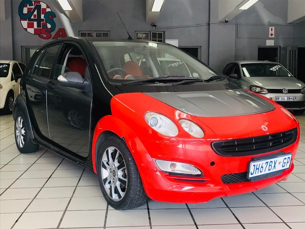 2006 Smart Forfour 1.3 Pulse  Gauteng Springs_0