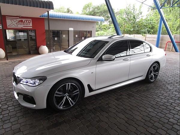 2017 BMW 7 Series 750i M Sport Gauteng Pretoria_0