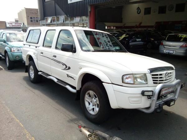 2007 Mazda Drifter Bt-50 2500tdi Sle 4x2 Dc 09  Kwazulu Natal Durban_0