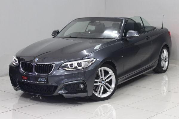 2015 BMW 2 Series 228i Convertible M Sport Auto F23 Gauteng Nigel_0