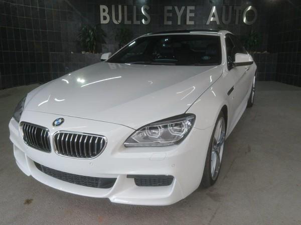2014 BMW 6 Series 640d Gran Coupe M Sport  Gauteng Silverton_0