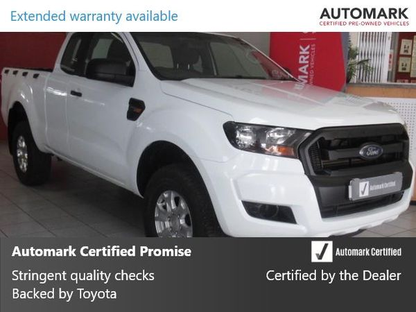 2017 Ford Ranger 2.2TDCi XL PU SUPCAB Gauteng Springs_0