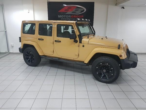 2015 Jeep Wrangler 2.8 Crd Unltd Sahar At  Limpopo Mokopane_0