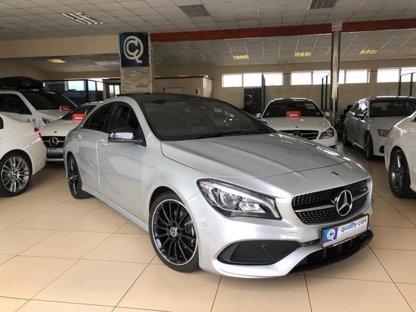2018 Mercedes-Benz CLA-Class 200d AMG Auto Kwazulu Natal Richards Bay_0