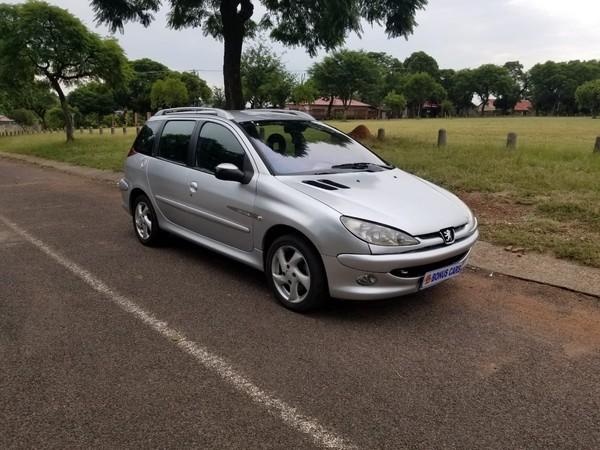 2005 Peugeot 206 2.0 Xt Hdi  Gauteng Pretoria West_0