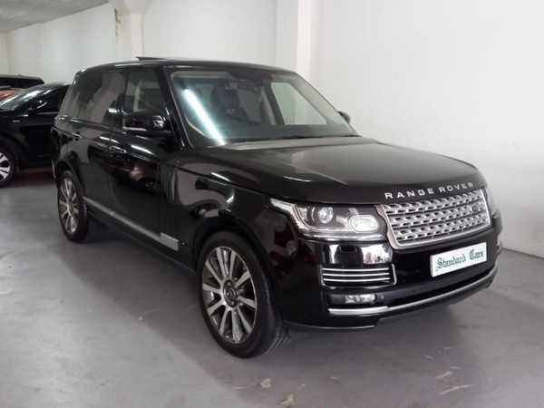 2013 Land Rover Range Rover 4.4 Sd V8 Autobiography  Kwazulu Natal Durban_0