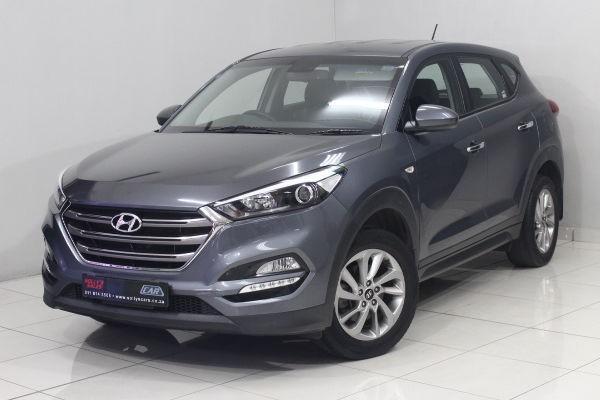 2016 Hyundai Tucson 2.0 Premium Auto Gauteng Nigel_0