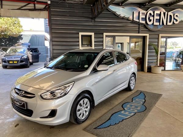 2016 Hyundai Accent 1.6 Gl  Western Cape Strand_0
