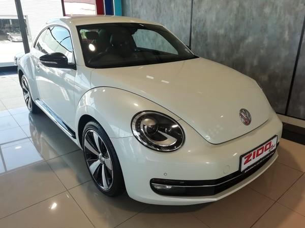 2013 Volkswagen Beetle 1.4 Tsi Sport Dsg  Gauteng Kempton Park_0