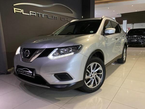 2016 Nissan X-Trail 1.6dCi XE T32 Gauteng Four Ways_0