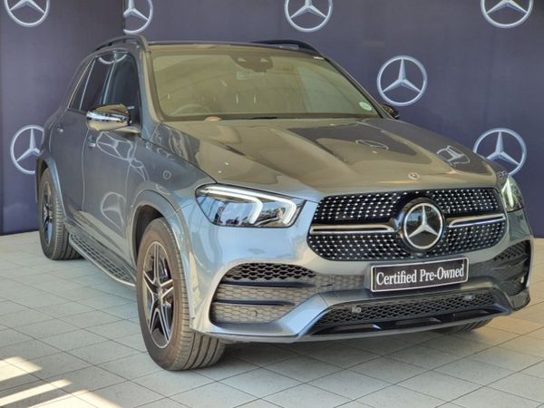 2019 Mercedes-Benz GLE-Class 400d 4MATIC Gauteng Bedfordview_0