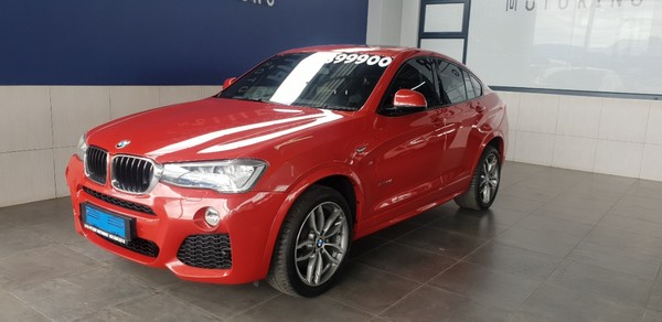 2016 BMW X4 xDRIVE20i M Sport Gauteng Pretoria_0