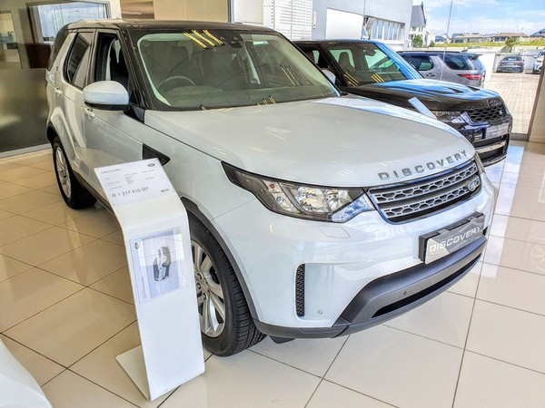 2020 Land Rover Discovery 3.0 TD6 S Western Cape George_0