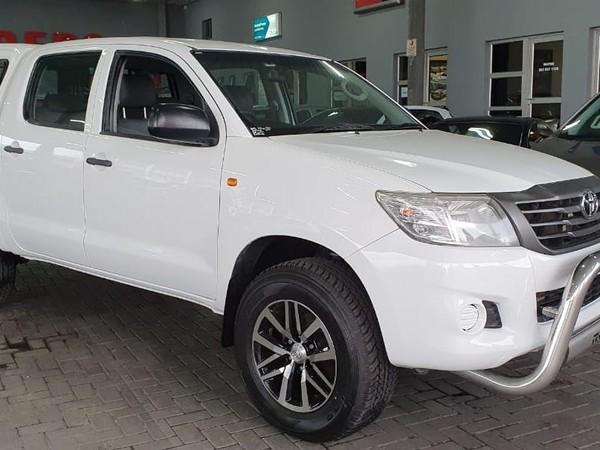 2013 Toyota Hilux 2.5d-4d Srx 4x4 Pu Dc  Western Cape Parow_0