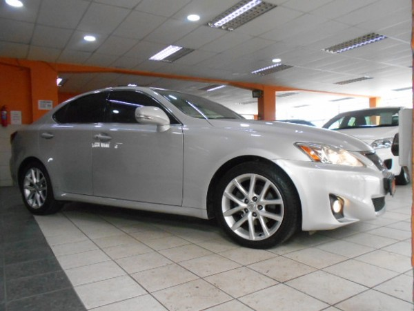 2012 Lexus IS 250 At  Kwazulu Natal Durban_0