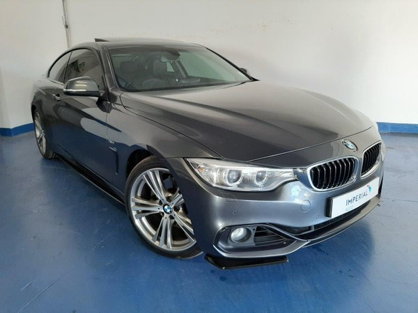2013 BMW 4 Series 428i Coupe Auto Free State Bloemfontein_0