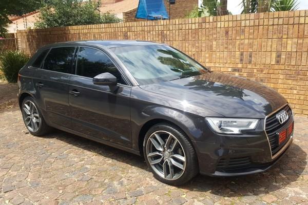 2017 Audi A3 Sportback 1.4TFSI S Kwazulu Natal Durban_0