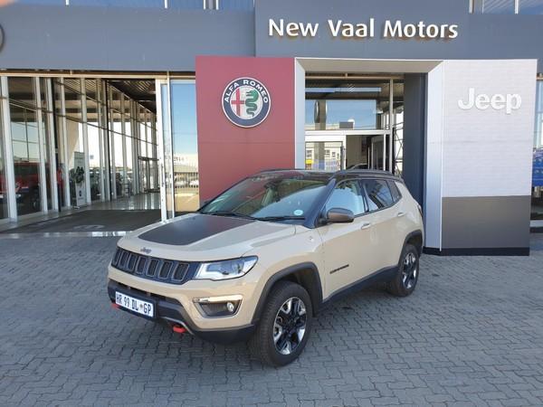 2018 Jeep Compass 2.4 Auto Gauteng Vereeniging_0
