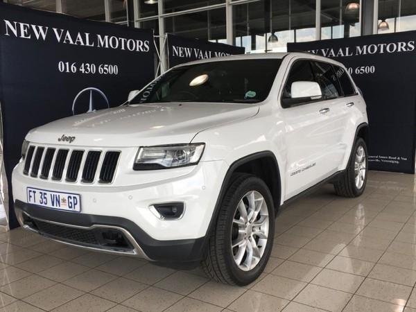 2017 Jeep Grand Cherokee 3.0L V6 CRD LTD Gauteng Vereeniging_0