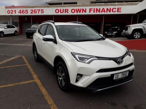 2017 Toyota Rav 4 2.0 GX Auto Western Cape Cape Town_0