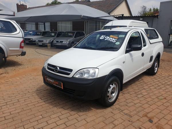 2008 Opel Corsa Utility 1.4 PU SC Gauteng Boksburg_0