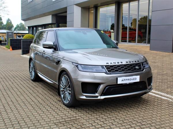 2019 Land Rover Range Rover Sport 4.4 SDV8 HSE Dynamic Kwazulu Natal Pietermaritzburg_0