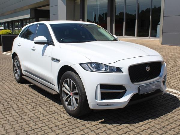 2017 Jaguar F-Pace 2.0 i4D AWD R-Sport Kwazulu Natal Pietermaritzburg_0