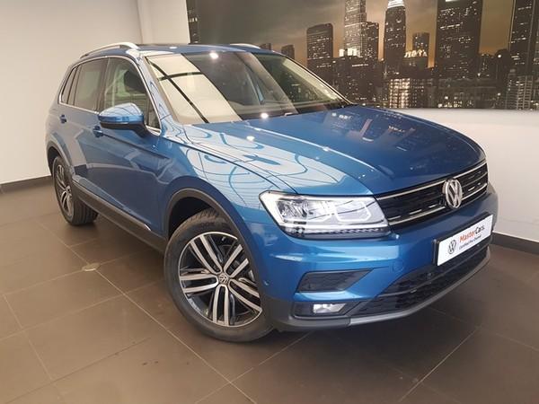 2020 Volkswagen Tiguan 1.4 TSI Comfortline DSG 110KW Free State Bloemfontein_0