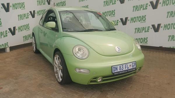 2000 Volkswagen Beetle 2.0 Highline  Gauteng Pretoria_0