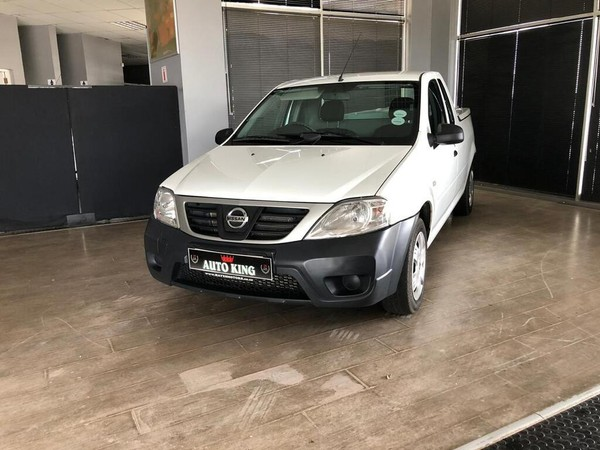 2016 Nissan NP200 1.5 Dci  Ac Safety Pack Pu Sc  Western Cape Cape Town_0