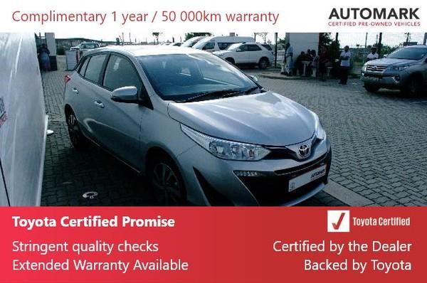 2018 Toyota Yaris 1.5 Xs CVT 5-Door Eastern Cape East London_0