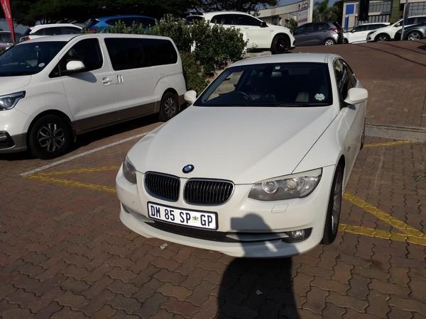 2013 BMW 3 Series 325i Coupe e92  Gauteng Sandton_0