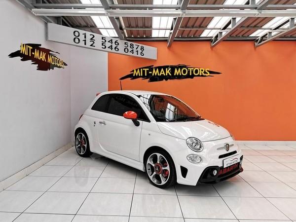2017 Abarth 500 595 1.4T Gauteng Pretoria_0