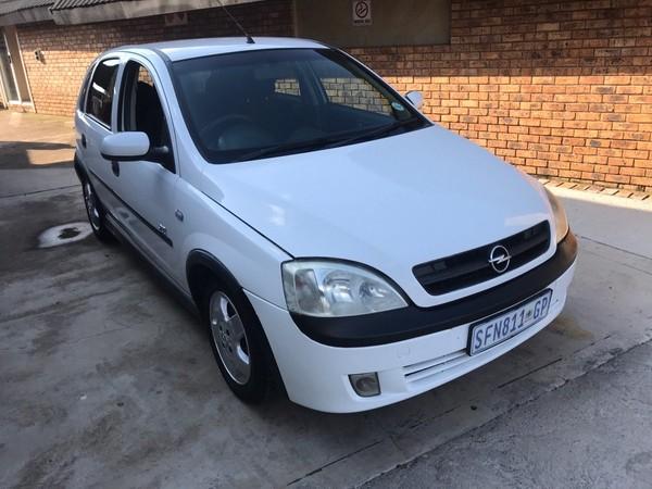 2005 Opel Corsa 1.6 Sport  Gauteng Kempton Park_0