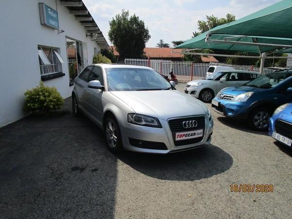 2009 Audi A3 1.4 Tfsi Attraction  Gauteng Bryanston_0