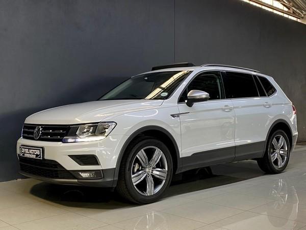 2018 Volkswagen Tiguan Allspace 1.4 TSI Trendline DSG 110KW Gauteng Vereeniging_0