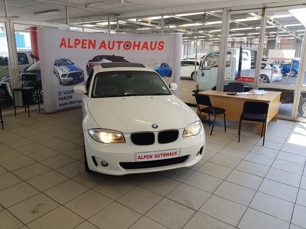 2013 BMW 1 Series 125i Coupe At  Western Cape Parow_0