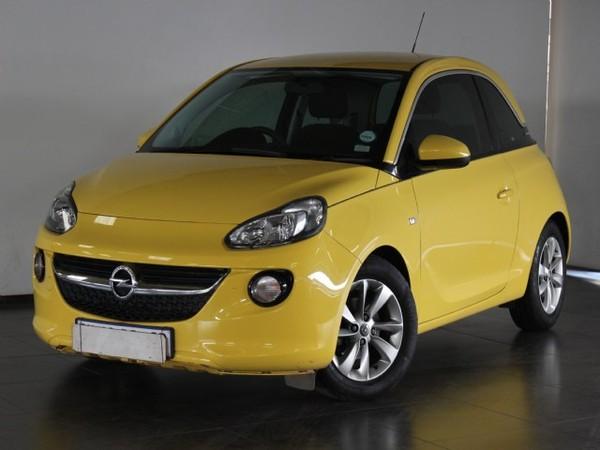 2015 Opel Adam 1.4 3-Door Gauteng Boksburg_0