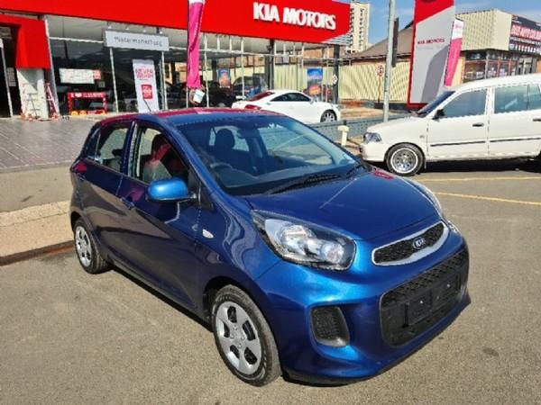 2016 Kia Picanto 1.0 LS Kwazulu Natal Pietermaritzburg_0