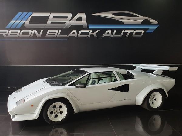 1982 Lamborghini Countach S  Gauteng Sandton_0