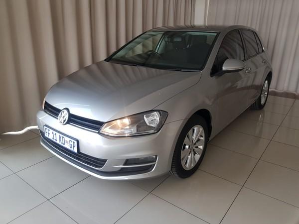 2016 Volkswagen Golf VII 1.4 TSI Comfortline Gauteng Vereeniging_0