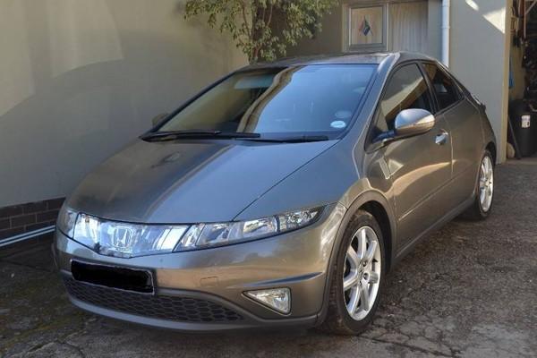 2010 Honda Civic 2.2 Cdti Vxi 5dr  Kwazulu Natal Pietermaritzburg_0