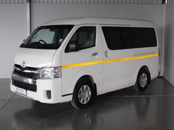 2017 Toyota Quantum 2.7 10 Seat  Gauteng Springs_0