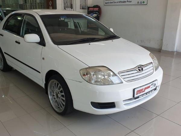 2007 Toyota Corolla 140i Gle  Kwazulu Natal Durban_0
