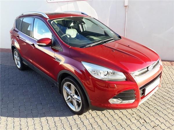 2016 Ford Kuga 2.0 Ecoboost Titanium AWD Auto Western Cape Vredenburg_0