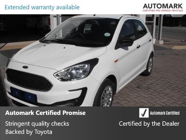 2018 Ford Figo 1.5Ti VCT Ambiente 5-Door Mpumalanga Standerton_0